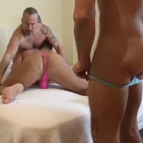 Fucked by the well hung lodger
