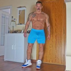 Puma cycle shorts