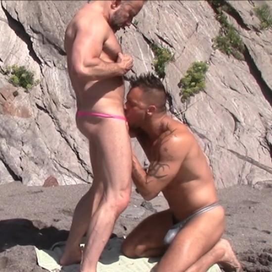 Thong beach fuck